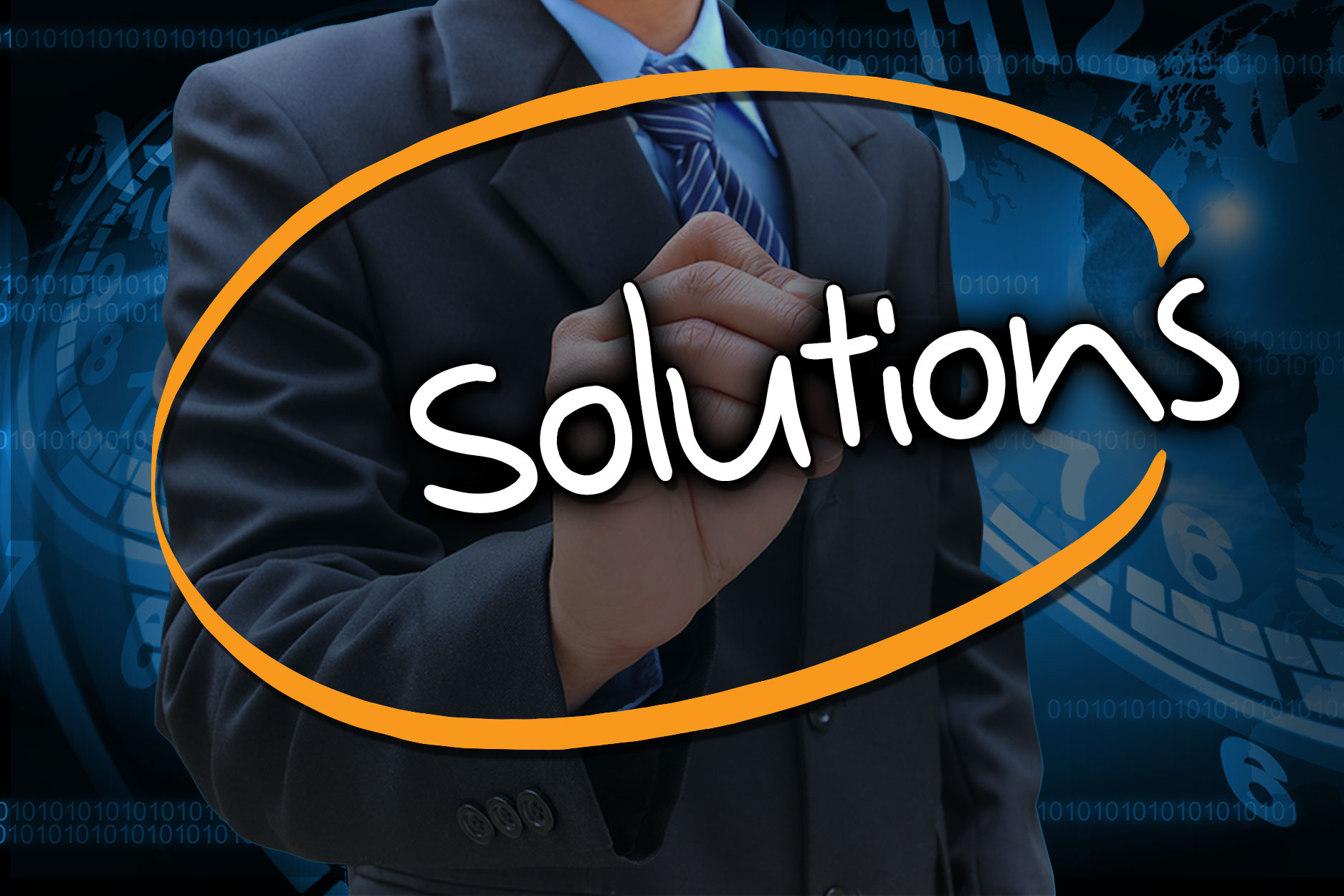 technology solutions for businesses Your business needs to move at a lightning fast speed to keep pace with technology and customer demands our cutting-edge solutions like network management and cloud services can adapt at the same speed.